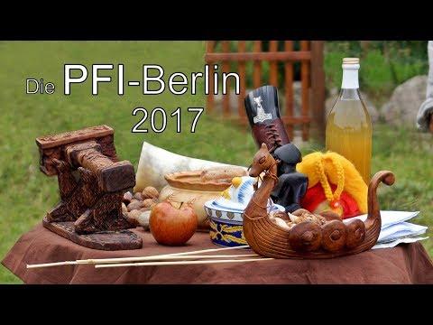 Die Pagan Federation International (PFI) Berlin 2017