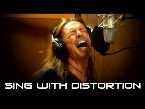 How To Sing With Distortion and Rasp Or Grit - Ken Tamplin Vocal Academy Tutorial