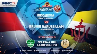 Permata Indah (INA) VS Shah United FC (BRUNEI) - (FT 6-3) Extra Joss AFF Futsal Club 2017