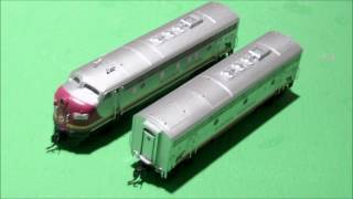"""MY N-SCALE TRAINS"":  INTERMOUNTAIN F-UNITS :"