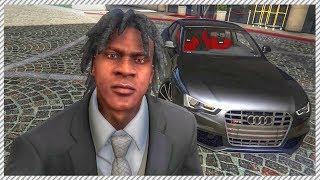 GTA 5 REAL LIFE MOD #47 - BACK TO WORK