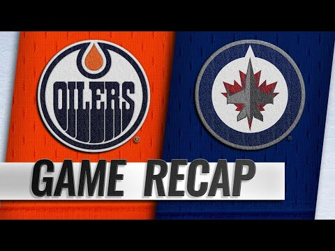 Scheifele, McKenzie power Jets past Oilers, 5-3