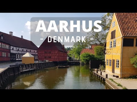 The city of AARHUS - Denmark | Travel video