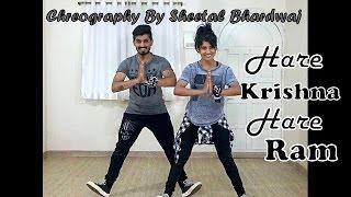 Hare Krishna Hare Ram | dance choreography | Commando 2 |Vidyut Jammwal , Armaan Malik,Raftaar