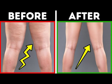 11 Easy Exercises To Slim Your Legs In 2 Weeks