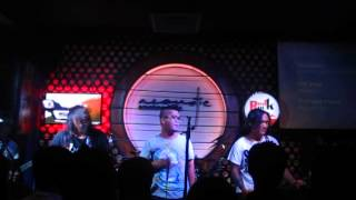 Microwave - Whataya Want From Me @ Acoustic Bar