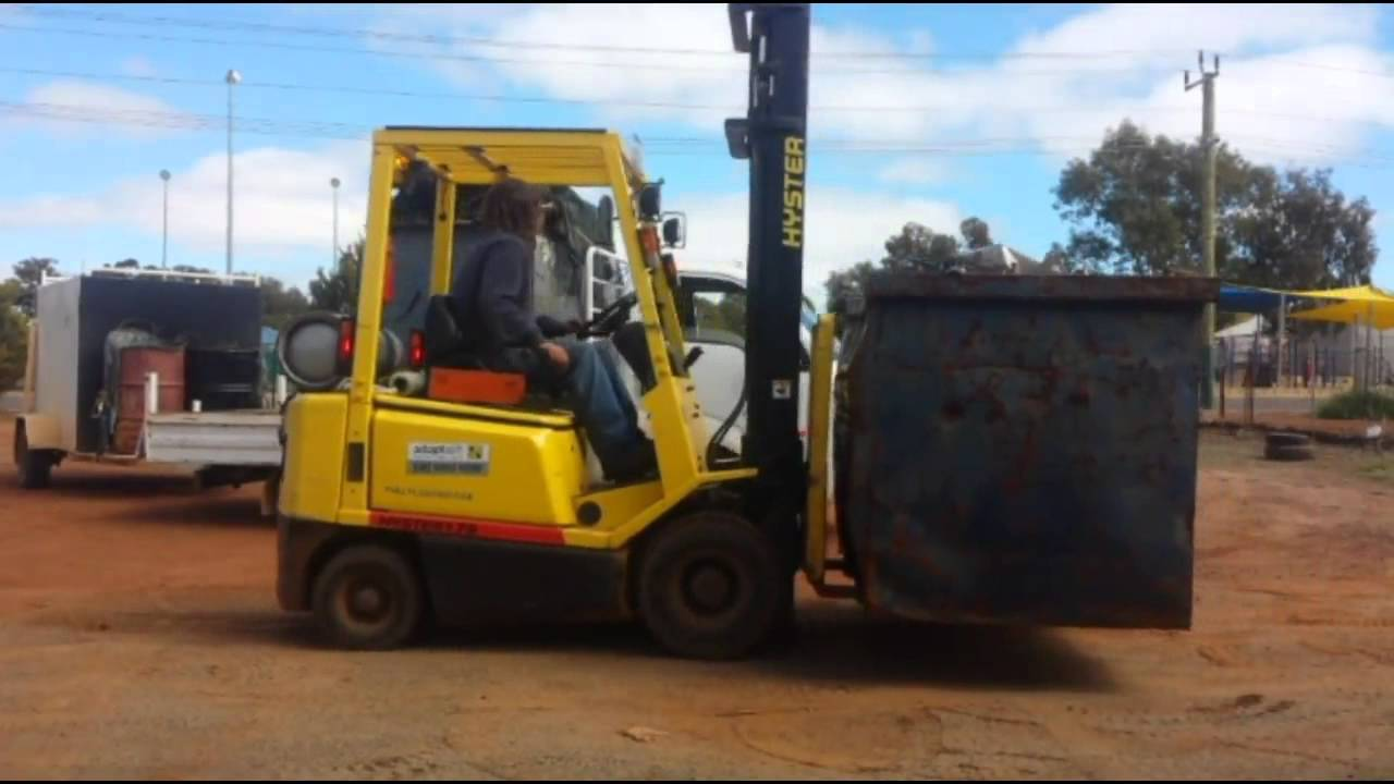 Preparing For a Big Scrap Metal Payday - Fork Lift Wars & Current ...