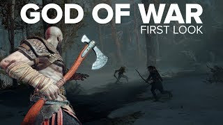 God of War preview