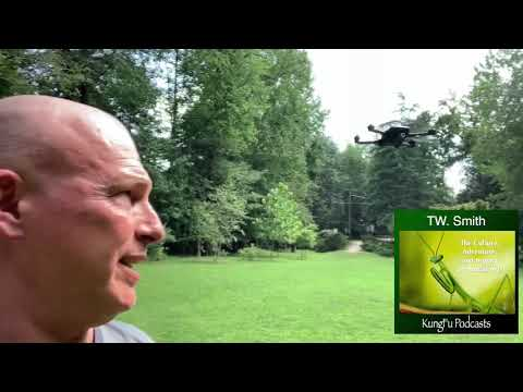 Mantis Q Drone for Kungfu Podcasts