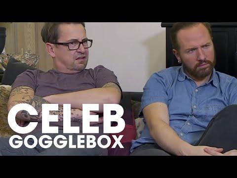 Celeb Gogglebox Talk Chloe Jasmine on X Factor | Stand Up To Cancer
