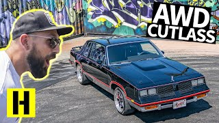 Download All Wheel Drive 1000hp Cutlass!? Carbon Fiber G Body Launches HARD Mp3 and Videos