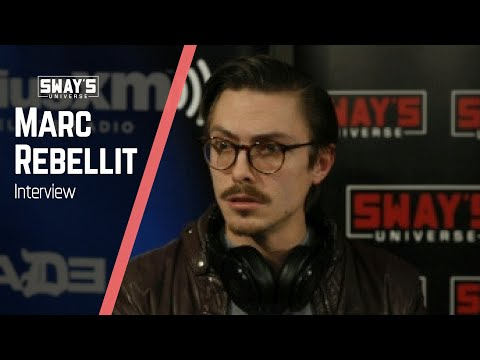 Marc Rebillet Creates Music Live With Special Guest Rico Love | Sway's Universe