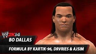 WWE 2K14: بو دالاس الصيغة كارتيك 96, DrVries & AJSim