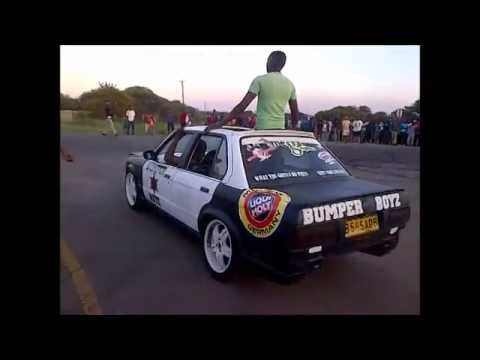 The General,Sheriff  and others Spinning and Drifting @Spin Zone(Gabs) Botswana