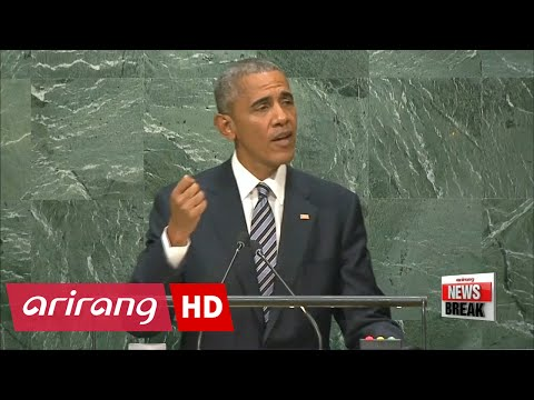 N. Korea must face consequences for its nuclear test: Obama