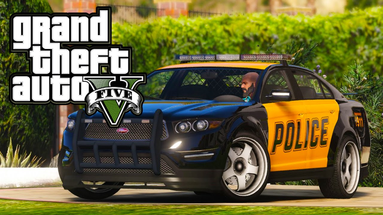 Gta 5 Online Secret Hidden Police Car Customizations Gta 5