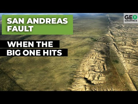San Andreas Fault: When The Big One Hits