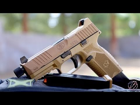 FN 509 Tactical | Workhorse with CAPACITY!