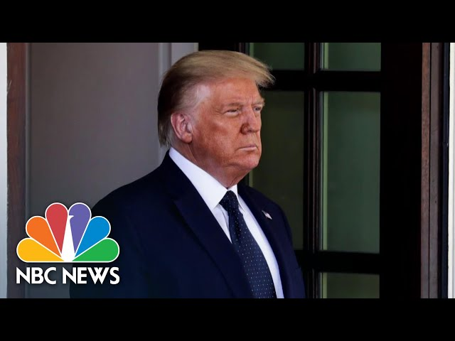 Breaking Down Supreme Court Ruling On Trump Financial Records | NBC News