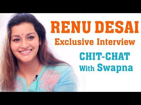 Chit-Chat With Swapna || Renu Desai Exclusive Interview
