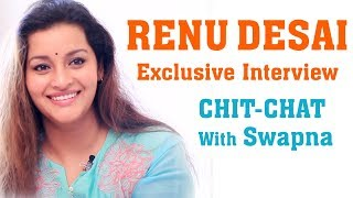 Chit-Chat With Swapna || Renu Desai Exclusive Interview