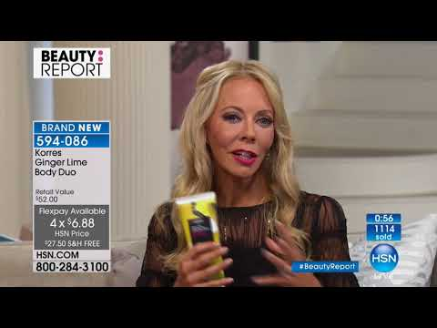 HSN | Beauty Report with Amy Morrison 01.04.2018 - 08 PM