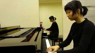 Prokofiev Suggestion Diabolique by Rachel Kwong