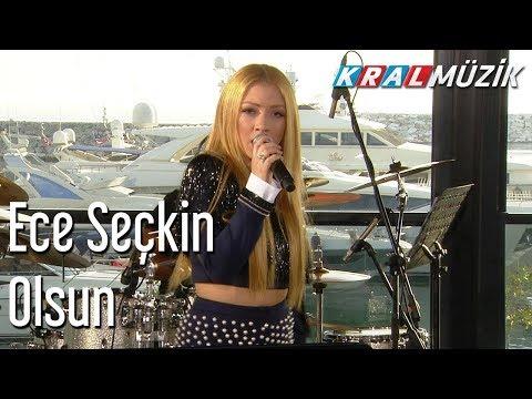 Olsun - Ece Seçkin (Kral Pop Akustik)