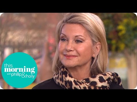Olivia Newton-John Hopes to Heal Grief Through the Power of Music | This Morning