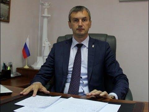 О развитии г. Ивангорода рассказал А. Соснин