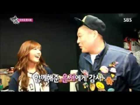 Eunji & Kang Hodong - 1 Minute Ago (live)