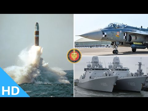 Indian Defence Updates : FOC Tejas 1st Flight,K4 SLBM Test,4