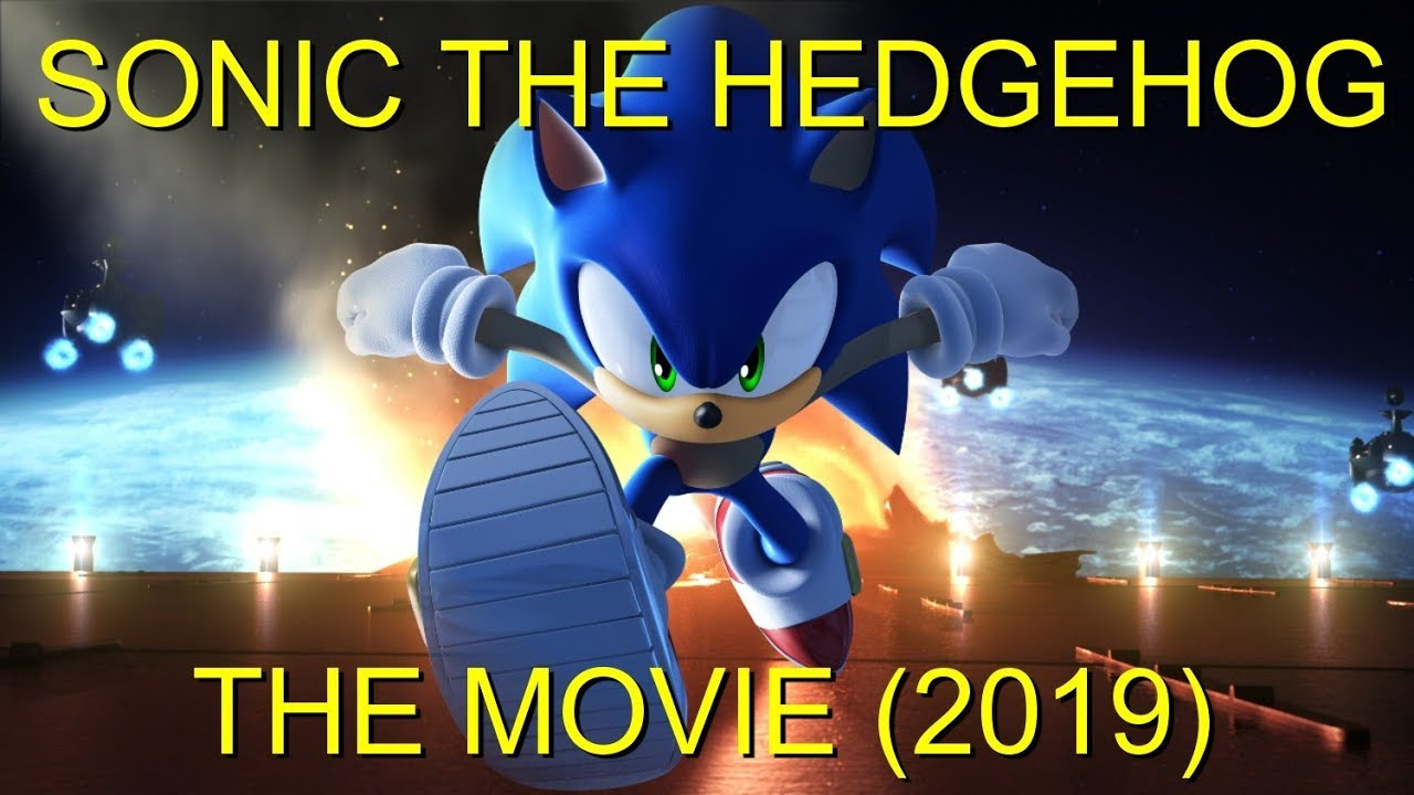 Sonic The Hedgehog The Movie Trailer 2019 Fan Made Youtube