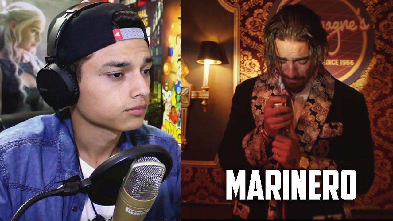 Maluma - Marinero (Official Video) marinero Reaccion #1