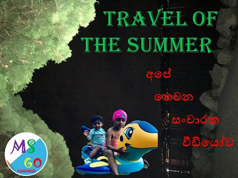 TRAVEL OF THE SUMMER