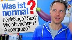 Penis: Was ist normal? | jungsfragen.de