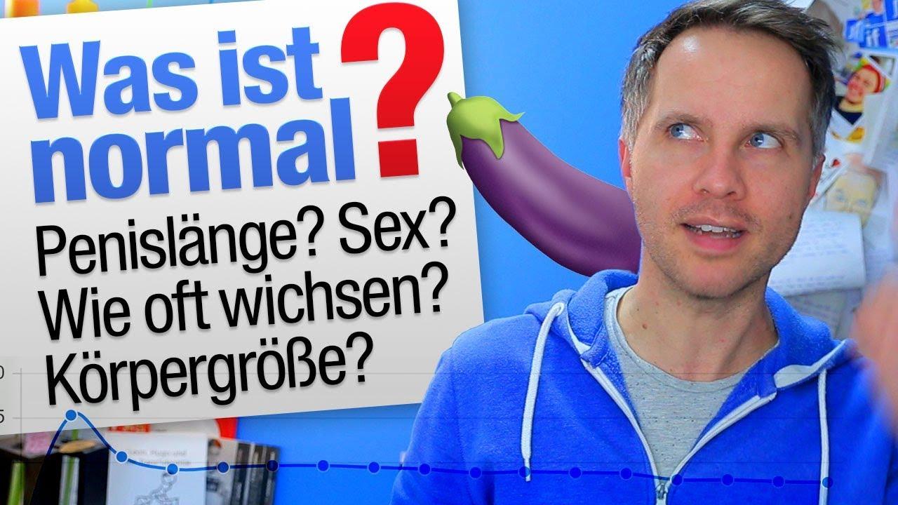 Fragen penis Talgdrüsen Am