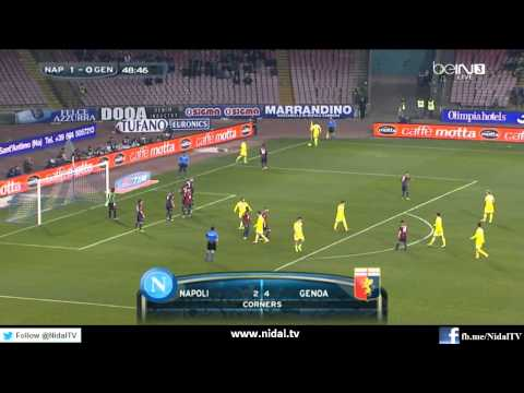 Napoli vs. Genoa [Feb 24 2014] Mp3