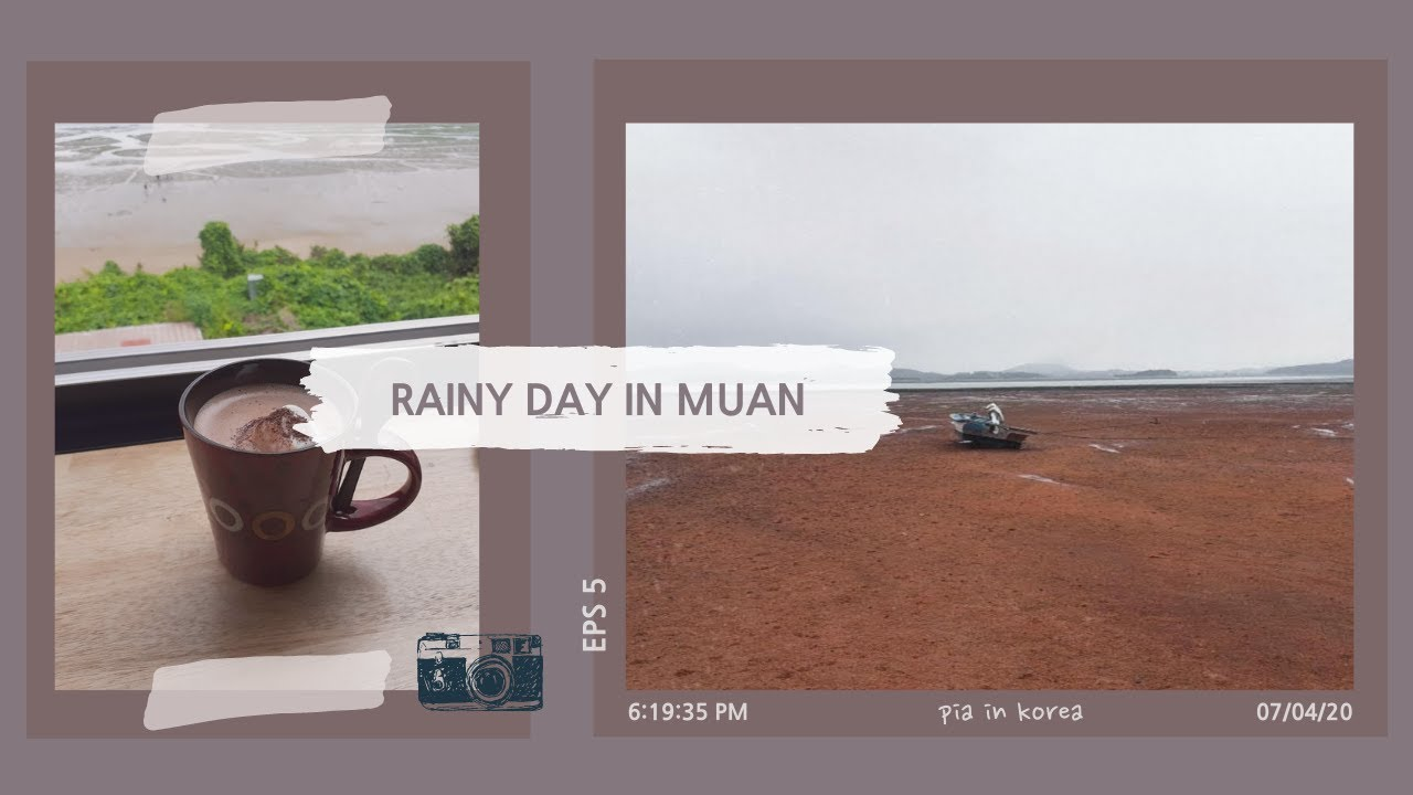 Rainy Day In Muan
