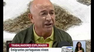 Emigrantes portugueses vivem em pobreza extrema em alguns países europeus