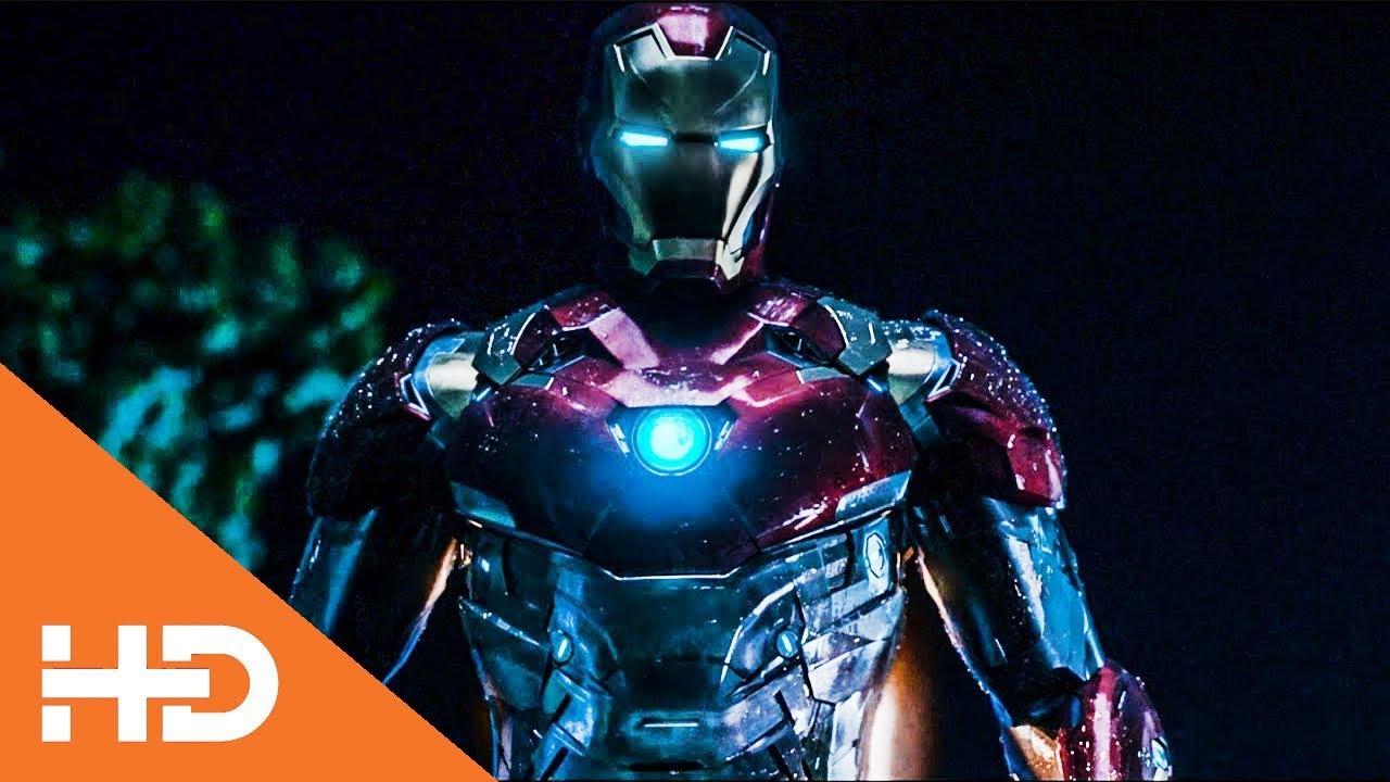 Железный Человек Спасает Человека Паука ★ Человек-Паук: Возвращение Домой (2017)
