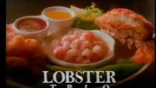 1989 Red Lobster TV Commercial