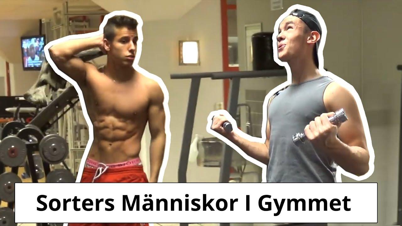 träffa killar på gymmet
