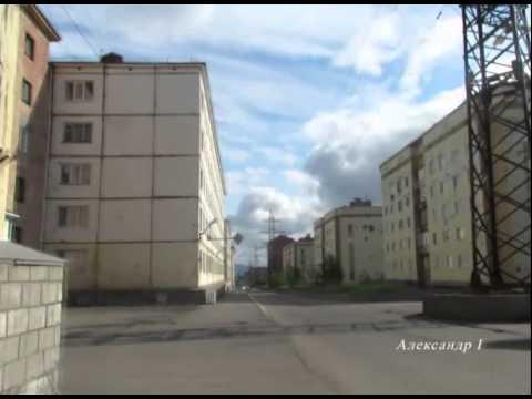 Норильск, июль, покатушки