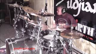 Jonah Rocks Tracking Nirvana, (Drums Only) Smells Like Teen Spirit