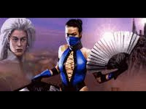 Kitana Mk2 Ultimate Mortal Kombat...