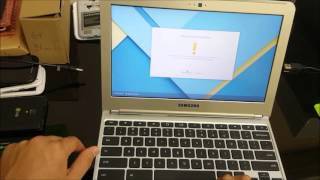 How to ║ Restore Reset a Samsung Chromebook to Factory Settings