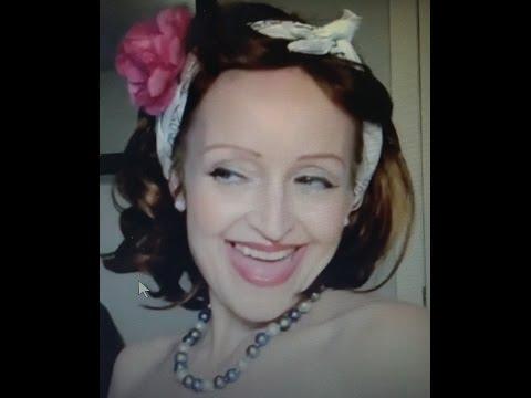 50's Secretary Make-Up Tutorial