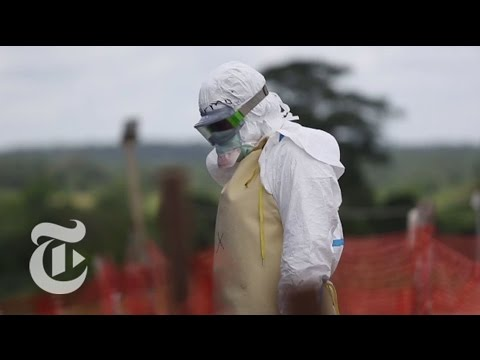 Inside the Ebola Ward | Virus Outbreak 2014 | The New York Times
