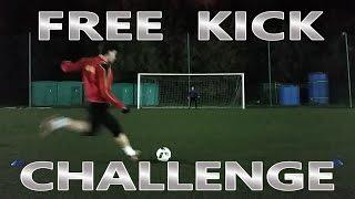 ФУТБОЛЬНЫЙ ЧЕЛЛЕНДЖ | Free Kick CHALLENGE